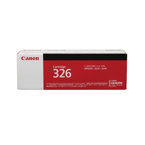 Cartridge 326 打印機碳粉盒