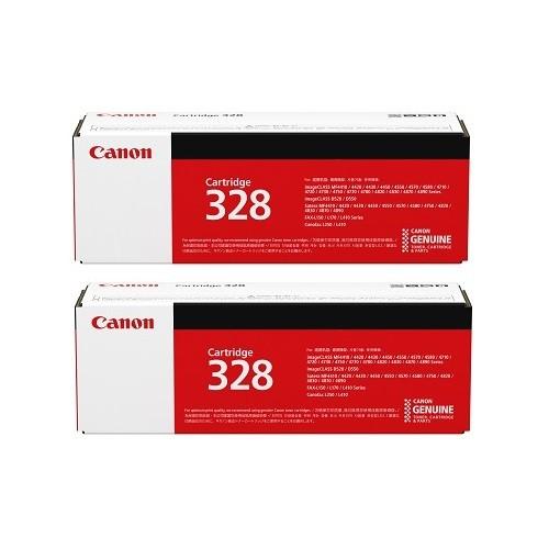 Cartridge 328 打印機碳粉盒 X 2