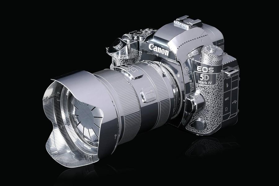 EOS 5D Mark IV 3D 金屬拼圖