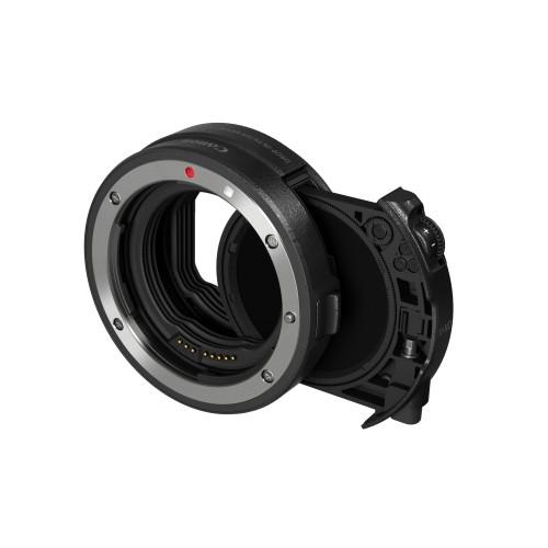 插入式濾鏡鏡頭轉接器 EF-EOS R及濾鏡