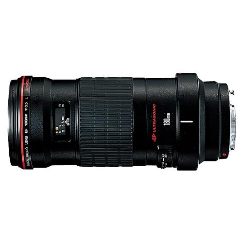 EF 180mm f/3.5L Macro USM (預計送貨需時1個月)