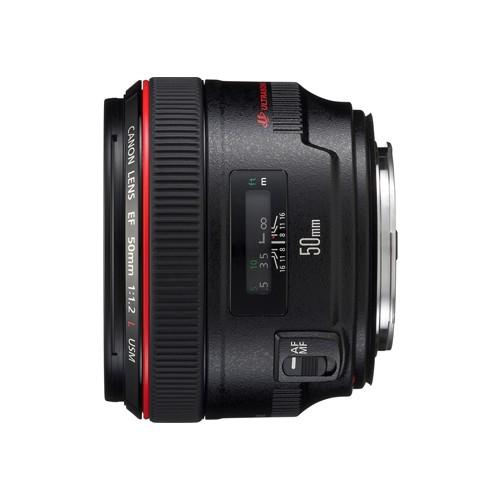 EF 50mm f/1.2L USM (預計送貨需時2個月)