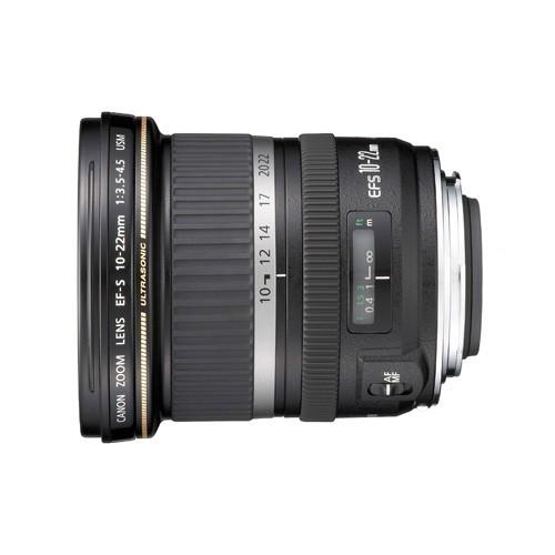 EF-S 10-22mm f/3.5-4.5 USM (預計送貨需時3個月)