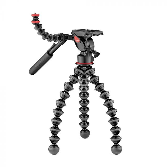 JOBY GorillaPod 5K VIDEO PRO 八爪魚腳架套装 (預計送貨需時2-3個月)