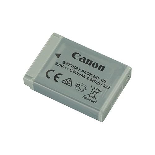 電池 NB-13L