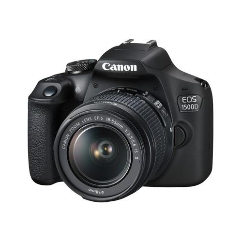 EOS 1500D連EF-S 18-55mm f/3.5-5.6 IS II鏡頭套裝 (預計送貨需時2星期)