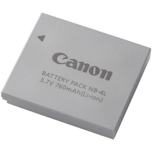 電池 NB-4L