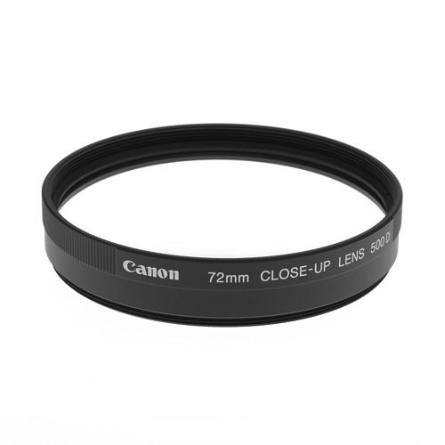 72mm 近攝鏡 500D
