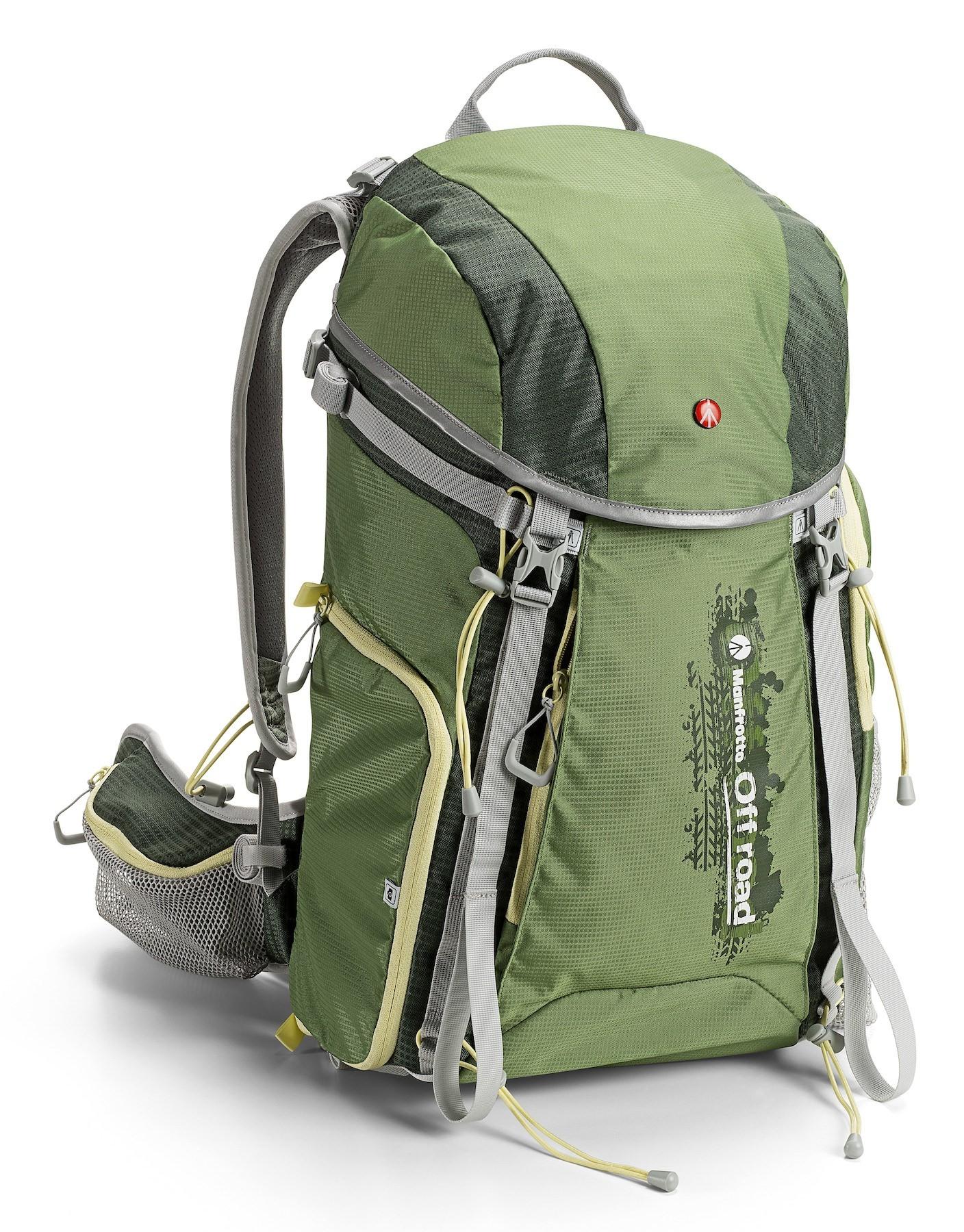 Manfrotto Off road 戶外相機背囊 30L (綠色) (預計送貨需時2-3個月)