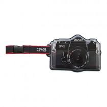 Canon 經典相機F-1 行李牌