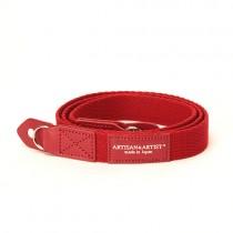 ARTISAN&ARTIST* ACAM-102 環型扣相機帶 (紅色) (預計送貨需時2個月)