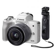 EOS M50 連 EF-M 15-45mm f/3.5-6.3 IS STM 鏡頭套裝 + 三腳架手柄 HG-100TBR