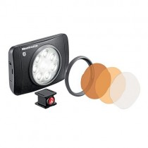 Manfrotto LUMIMUSE 8 藍芽版迷你機頂LED燈 (預計送貨需時2-3個月)