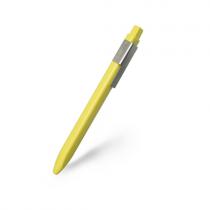 Moleskine 按壓式原子筆圓珠筆, 黃色
