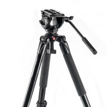 Manfrotto 500系列鋁合金攝錄腳架套裝 (預計送貨需時2-3個月)