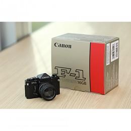Canon 「F-1」 模型連16GB USB 記憶體