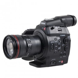 Canon EOS C300 + EF 24-105mm f/4L IS USM 相機模型 連 16GB USB 記憶體  (預計送貨需時1個月)