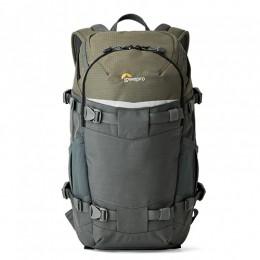 Lowepro Flipside Trek BP 250 AW(灰 / 綠色)