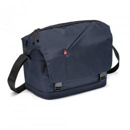 Manfrotto NX系列斜肩袋 1 (藍色)