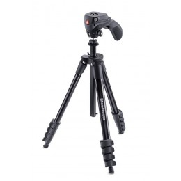 Manfrotto Compact Action 三腳架 (黑色) (預計送貨需時2-3個月)