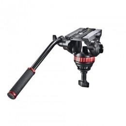 Manfrotto MVH502AH 液壓攝錄雲台-75mm半球碗 (預計送貨需時2-3個月)