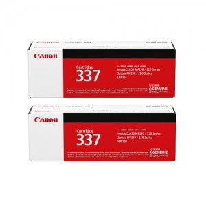 Cartridge 337 打印機碳粉盒 X 2
