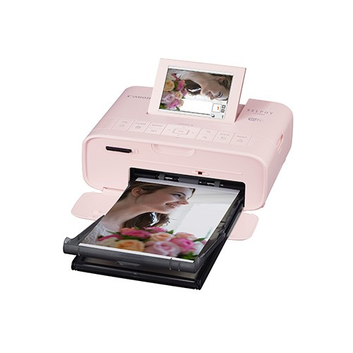 [Exclusive Bundle] SELPHY CP1300 with Color Ink / Paper Set RP-54 free Color Ink / Paper Set KP-108IN