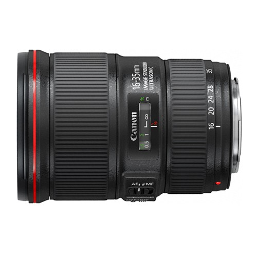 EF 16-35mm f/4L IS USM (Delivery will take 1 month)