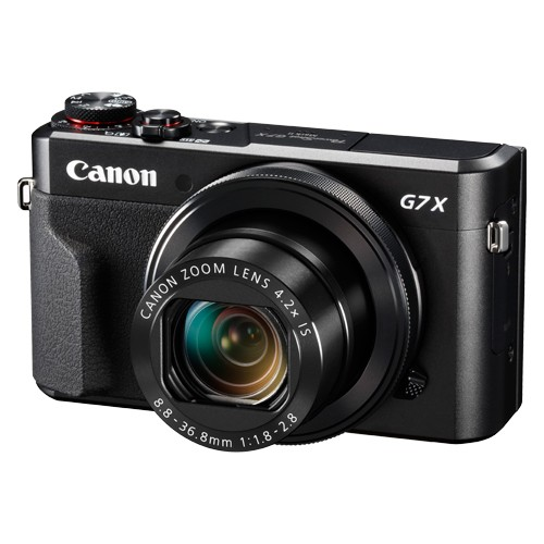 PowerShot G7 X Mark II (Delivery will take 1 month)