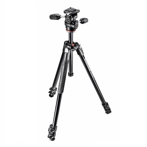 Manfrotto 290 Xtra Aluminium 3-Section Tripod with Head (Delivery will take 2-3 months)