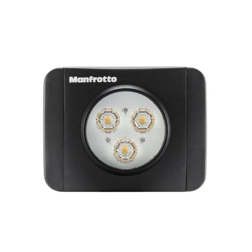 Manfrotto LUMIMUSE Series 3 LED Light & Accessories (Black) (Delivery will take 3 months)
