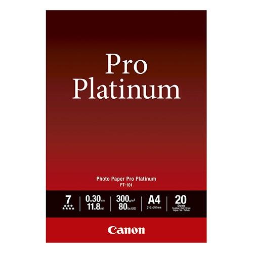 PT-101 Photo Paper Pro Platinum Series