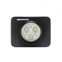 Manfrotto LUMIMUSE Series 3 LED Light & Accessories (Black)