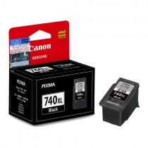 PG-740XL Black Ink Cartridge with Print Head (High Capacity)
