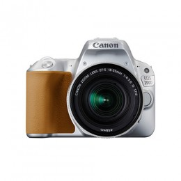 EOS 200D (Silver) with EF-S 18-55mm f/4-5.6 IS STM (Silver) Lens Kit