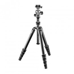 Gitzo tripod kit Traveler, series 1, 5 sections GK1555T-82TQD
