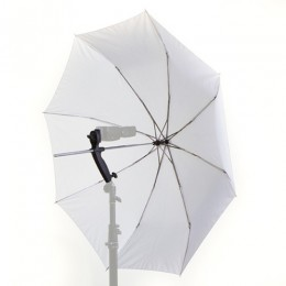 Lastolite Brolly Grip Brolly Grip Kit + Handle & Umbrella 50cm Translucent (Delivery will take 2-3 months)