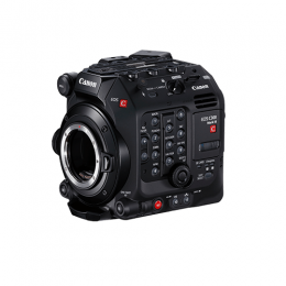 EOS C300 Mark III (Delivery will take 4 weeks)