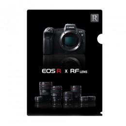 EOS R A4 Folder (Black)
