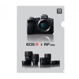EOS R A4 Folder (Grey)