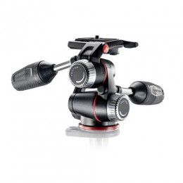 Manfrotto X-PRO 3-Way tripod head with retractable levers (Delivery will take 2-3 months)