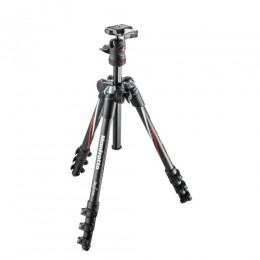 Manfrotto Befree Carbon Fiber Tripod with Ball Head