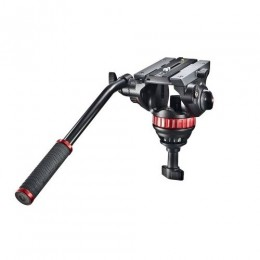 Manfrotto 502 Fluid video Head with 75mm half ball (Delivery will take 2-3 months)