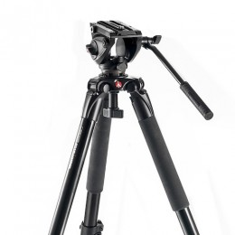 Manfrotto 500 series Aluminum Video Tripod Kit (Delivery will take 2-3 months)