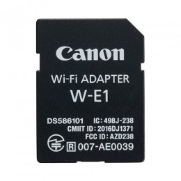 Wi-Fi Adapter W-E1 (For EOS 5DS, EOS 5DS R & EOS 7D Mark II)