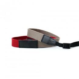 ARTISAN&ARTIST*AC310 Camera Strap (Red&Beige)