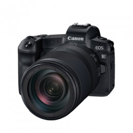[Online Exclusive] EOS R with RF 24-240mm f/4-6.3 IS USM Kit Set Free Lens Hood EW-78F, Control Ring Mount Adapter EF-EOS R and Battery Pack LP-E6N