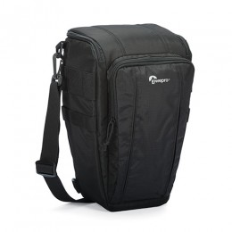 Lowepro Toploader Zoom™ 55 AW II (Black) (Delivery will take 2-3 months)