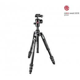 Manfrotto Befree Advanced Aluminum Travel Tripod twist, ball head (Delivery will take 2-3 months)