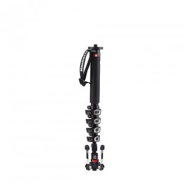 XPRO Carbon Fiber 5 section fluid video monopod, FLUIDTECH base (Delivery will take 3 months)